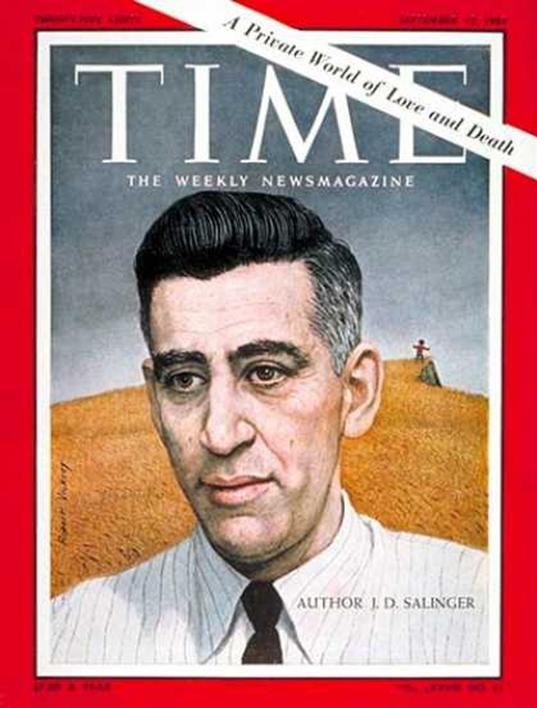 Literary World Loses J D Salinger F A M E Nyc Magazine