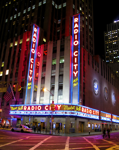 Avicii brings EDM to Radio City Music Hall, NYC for the first time on September 27, 2012