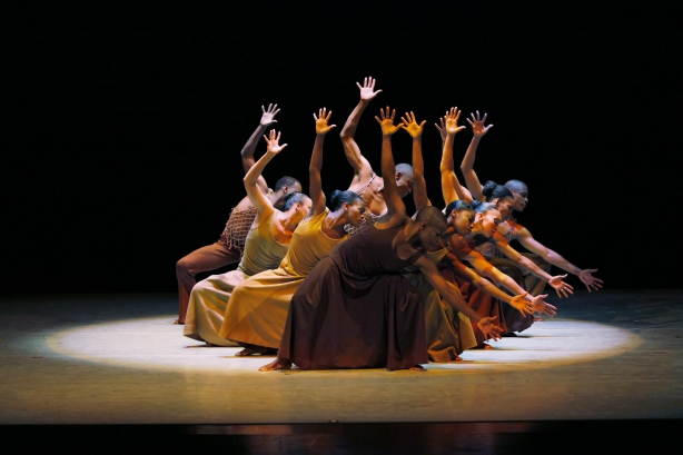 Alvin Ailey American Dance Theater | F.A.M.E NYC Magazine