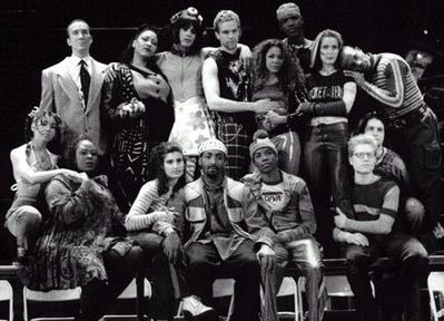 Rent Original Broadway Cast