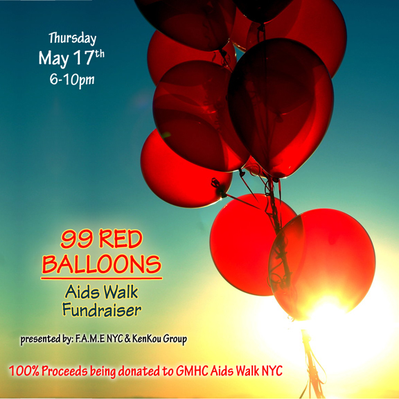 Come Join FAME NYC For Our Annual AIDS Walk Fundraiser