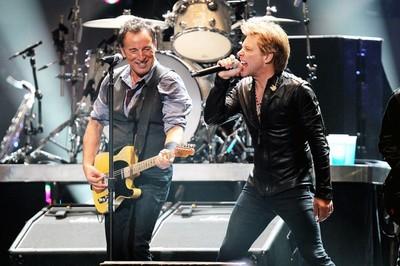 Bruce Springsteen, Jon Bon Jovi