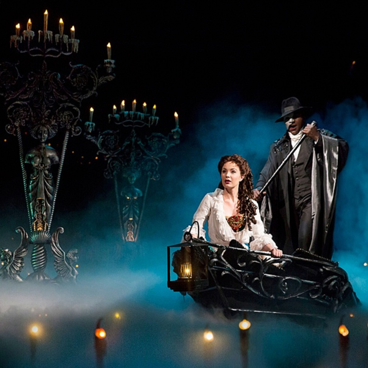 Top Five Reasons to Go See The Phantom of the Opera | F.A ... Призрак Фильм 1990